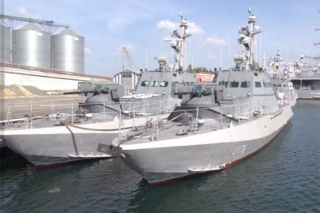 Украина отклонила предложение России вернуть военную технику из Крыма