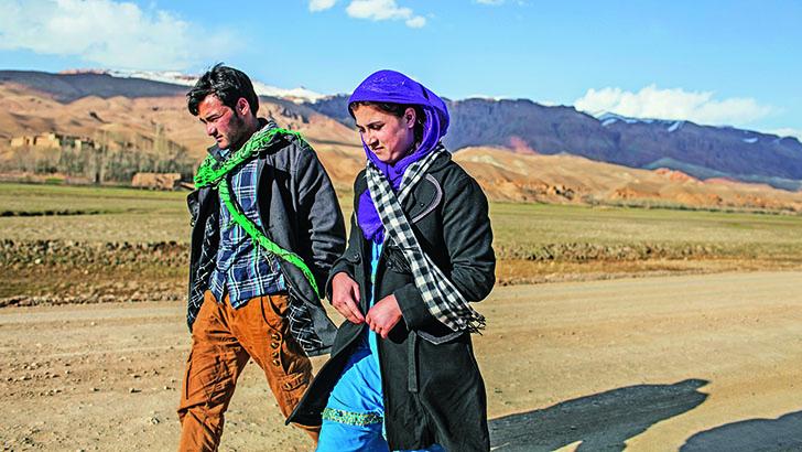 Запретная любовь: шекспировские страсти в Афганистане
