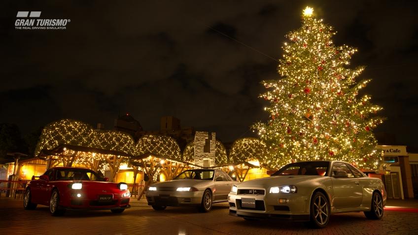В Gran Turismo Sport появился новый режим и несколько новых автомобилей