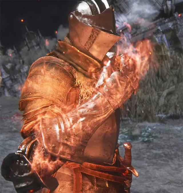 В Dark Souls III появилась полная русская озвучка