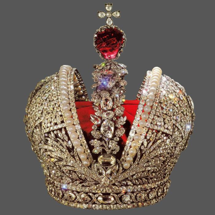 Большая Корона Российской империи.