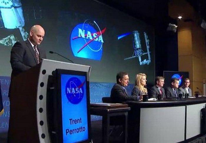 Сегодня NASA проведет экстренную пресс-конференцию