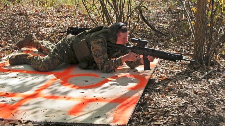 Ополченцы юга США готовятся воевать с русскими