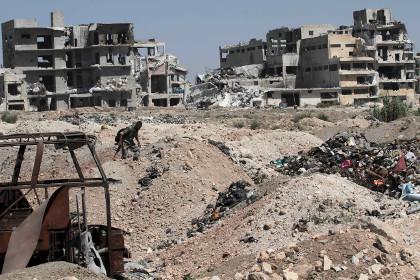 Свобода сирийского офицера в обмен на жену террориста