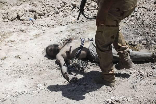 Полевые командиры ИГИЛ пытаются бежать из Сирии