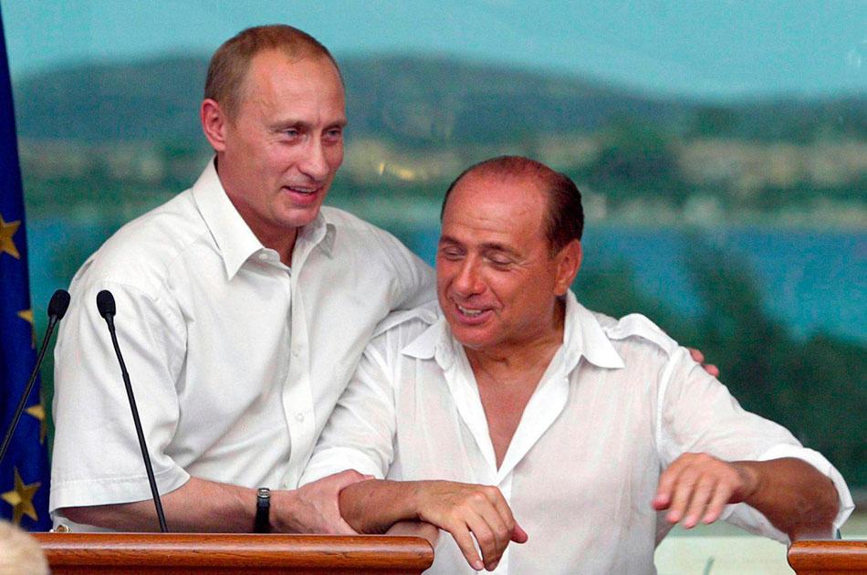 Берлускони рвется во власть