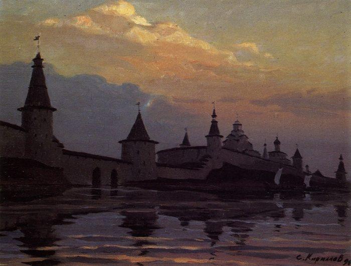 художник Сергей Кириллов картины - 05