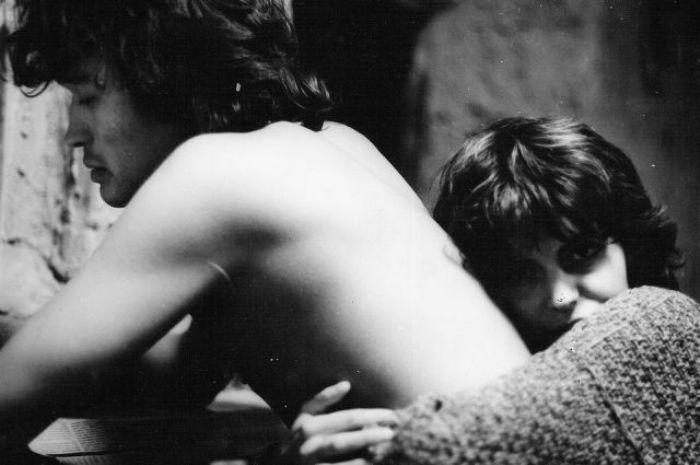 Виктор Цой и Марина Смирнова в фильме *Игла*, 1988 | Фото: rus.delfi.lv
