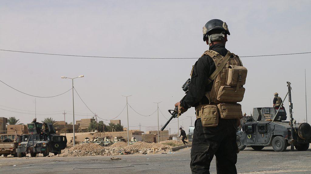 Началась операция против последнего оплота террористов ИГИЛ в Ираке