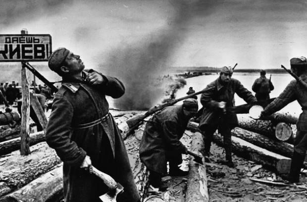 Гвардии сержант Глухов: пал смертью храбрых в битве за Днепр