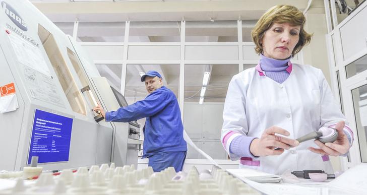 В Новосибирске запустили производство эндопротезов тазобедренного сустава