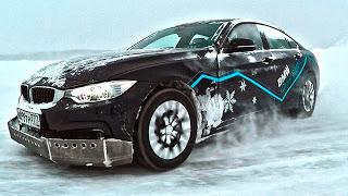 Что СТАНЕТ с BMW в СИБИРИ? Тест драйв БМВ