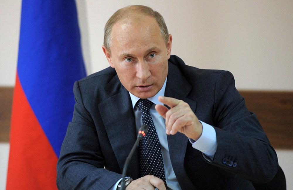 Владимир Путин запугал укропатриотов