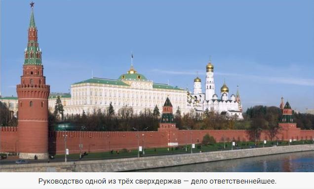 Александр Роджерс: О требованиях к кандидату в президенты Российской Федерации