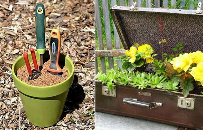 18 бюджетных советов по обустройству дачного участка и уходу за растениями