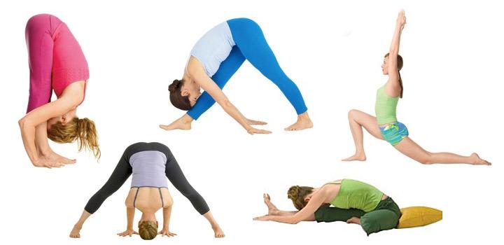 34 упражнения на растяжку, которые подарят вам новое тело