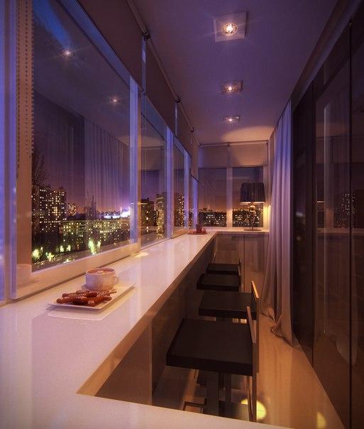 Сделайте это со своим балконом (10 фото)