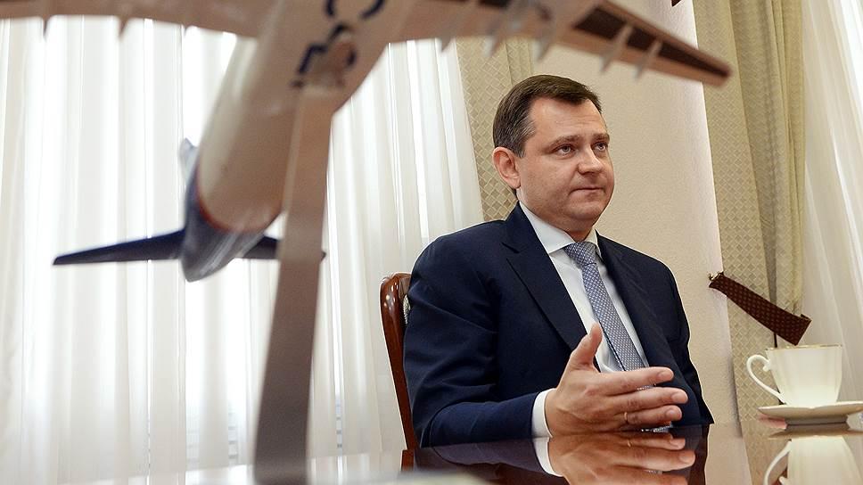 Президент ОАК Юрий Слюсарь: Мы не конкурируем внутри страны, мы соревнуемся на глобальном поле
