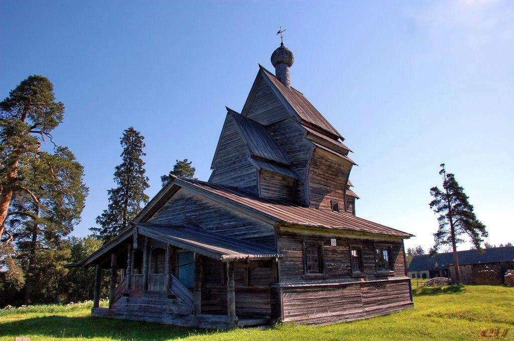 церкви в ленинградской области используют