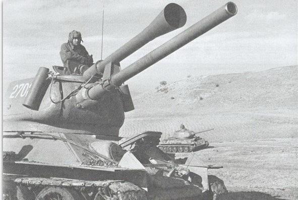 Почему советские танки «выли» во время атак