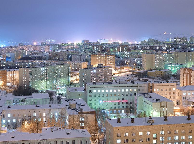 Русская Лапландия в объективе французского фотографа