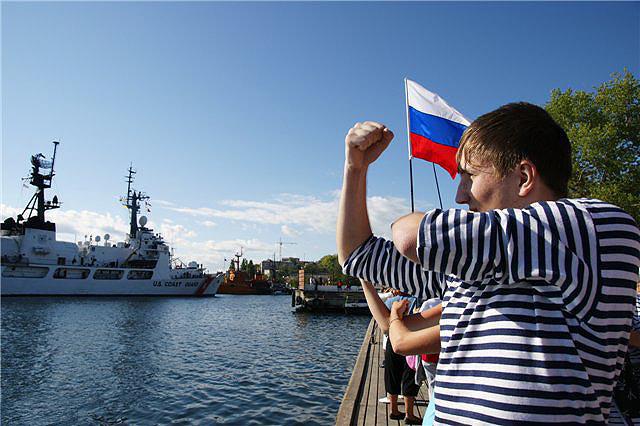 В КИЕВЕ ПОДТВЕРДИЛИ, ЧТО КРЫМ ГОТОВИЛИ ПОД БАЗУ ВМС США ЕЩЕ ПРИ ЯНУКОВИЧЕ
