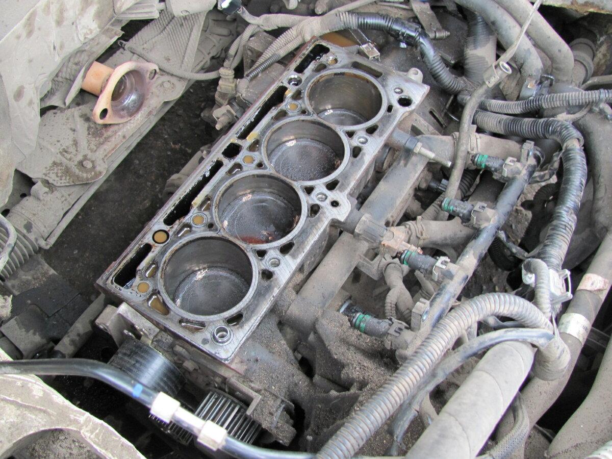 Что выбрать: капремонт двигателя или контрактный мотор