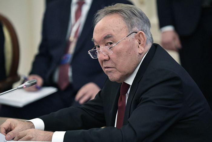 Назарбаев ушел с поста президента Казахстана