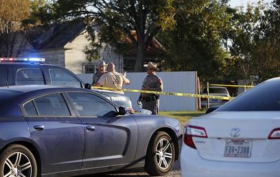Трамп выразил соболезнования семьям погибших при стрельбе в Техасе