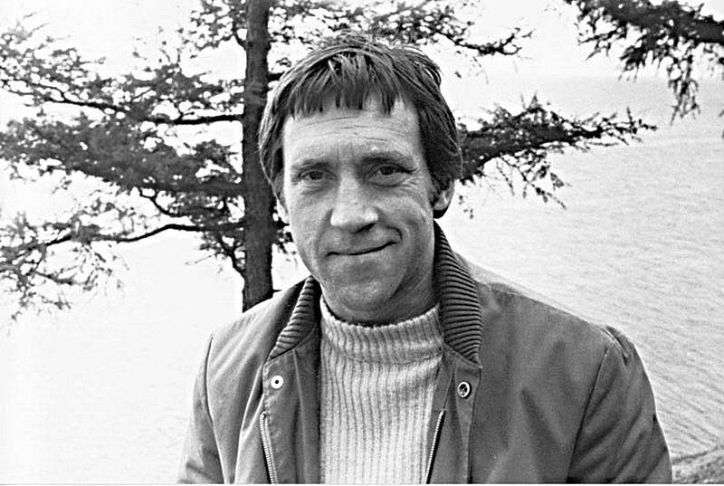 38. Озеро Байкал, июнь 1976 года Владимир Высоцкий, Русские актеры, Русские поэты, история