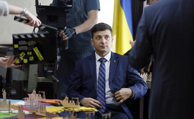 Украине нужен президент, который заставит Кремль признать Донбасс