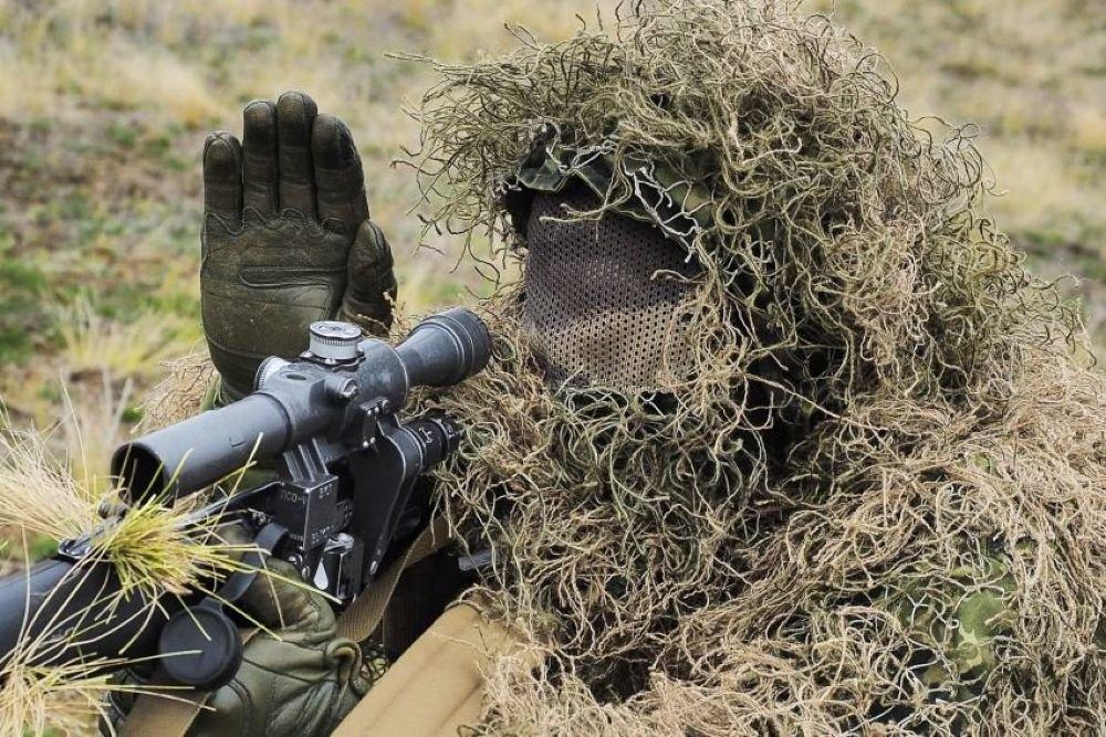 Донбасс: снайпер ликвидирова…