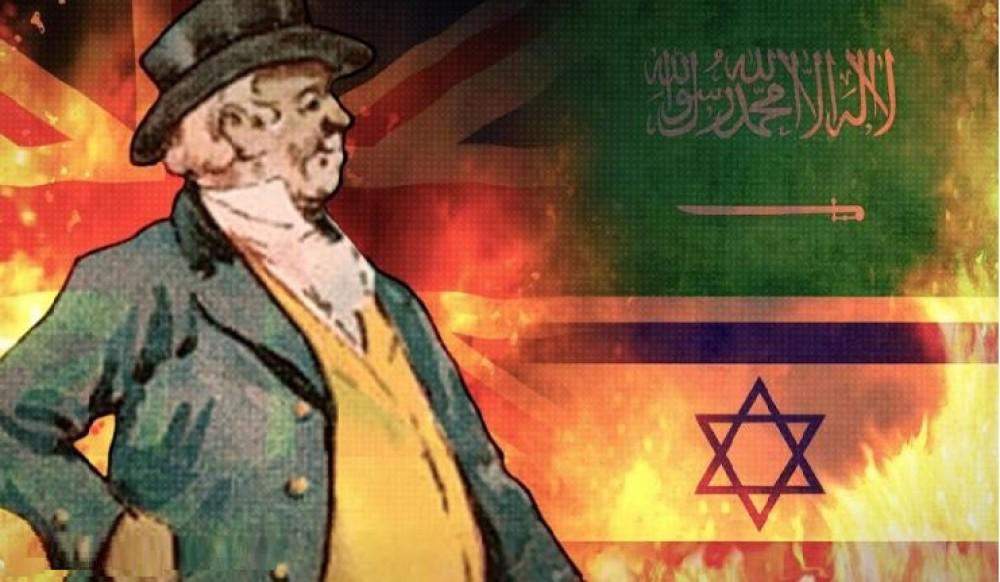 Трамп готовит союз Саудовской Аравии и Израиля против Ирана и России