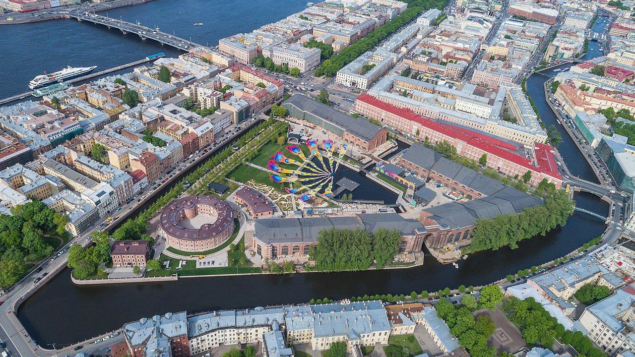 Петербургскую «Новую Голландию» признали лучшим международным проектом