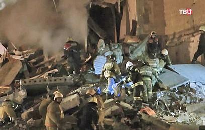 Семейный конфликт мог стать причиной взрыва газа в Ижевске