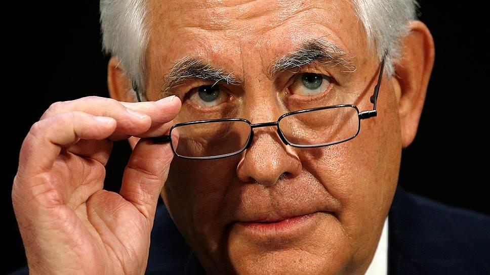Надежды либералов  всего мира рушатся на глазах :  Рекс Тиллерсон утвержден в должности госсекретаря