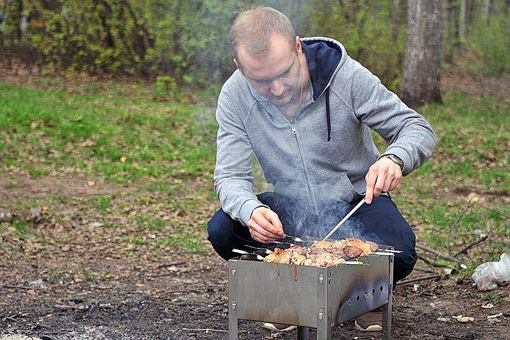 В субботу на шашлыки - в Москве обещают +25 градусов