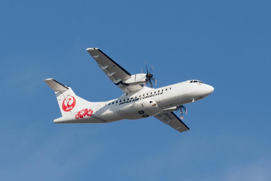 В Японии началась эксплуатация самолетов ATR 42-600