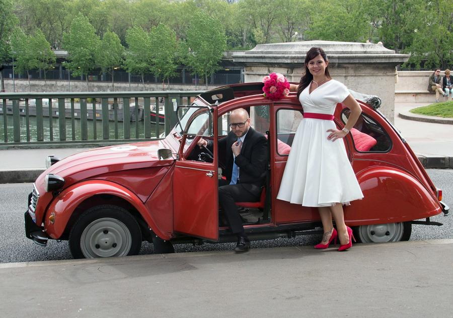 Парижский мост- приманка для невест