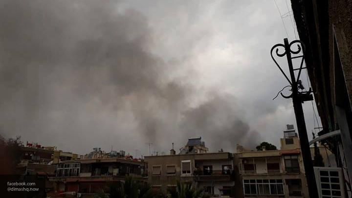 Вертолеты САА точечными ударами уничтожили укрепления исламистов в Идлибе