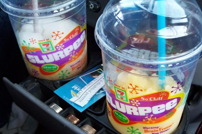 Замороженный газированный напиток.  Фото: google.ru.