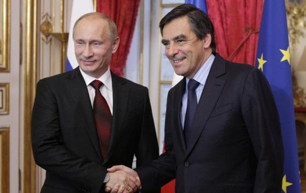 «Французский Трамп»: Фийона обвинили в поддержке от Путина