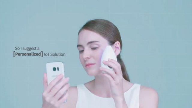 S-Skin – устройство, призванное обеспечить уход за кожей