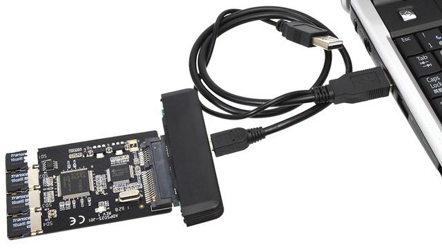 Как сделать SSD из microSD карт?