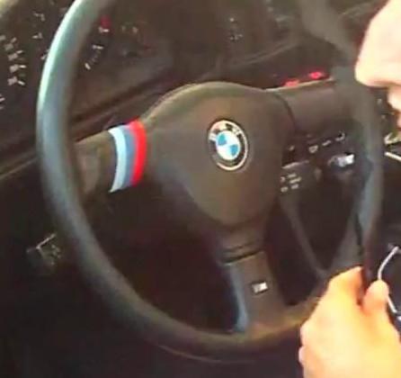 Полиция Латвии проводит проверку из-за российской символики в машине сотрудника МВД