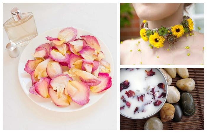 Продлеваем жизнь букету: 9 полезных идей, что делать с увядающими цветами