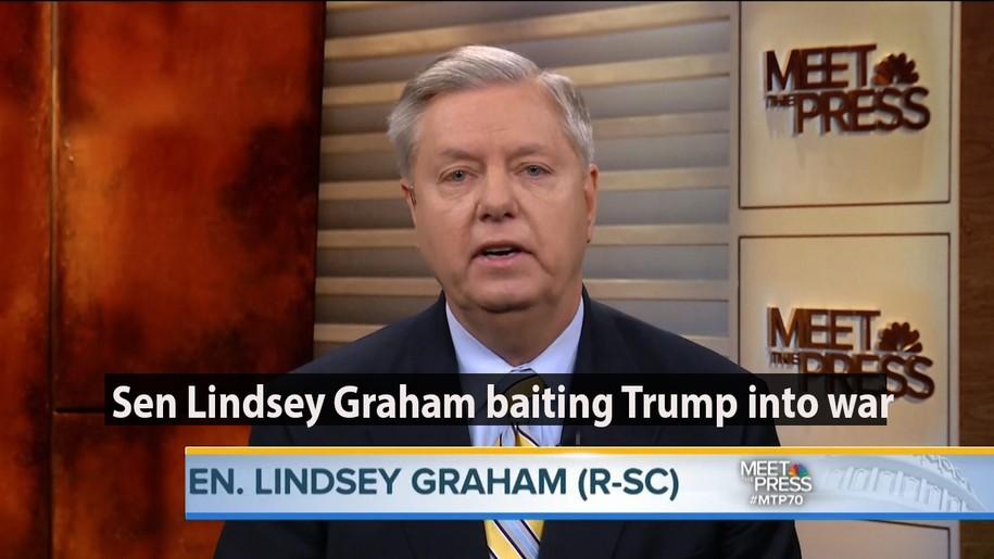 Сенатор Грэм: Зря Асад послал Трампа в ж**у