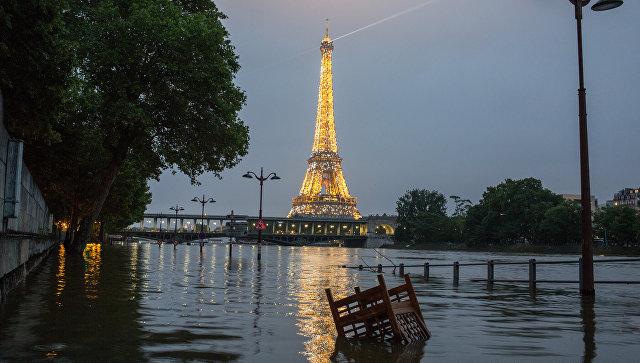 Ученые рассказали, когда часть Европы уйдет под воду