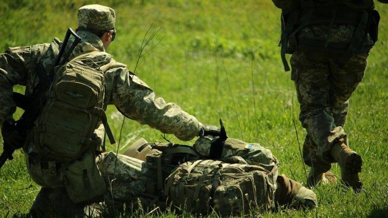 В междоусобных боях ВСУ с «Правым сектором» у Авдеевки погибли 10 человек