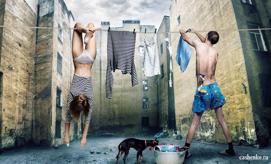 Женщины оказывается сами не хотят принимать помощь от мужчин)) А почему, не задумывались?